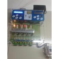 Controlador Electronico de 4 Mov. con Programador.