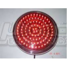 Optica de Led 200mm Rojo
