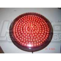 Optica de Led 300mm Rojo