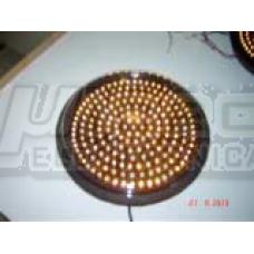 Óptica de Led 300mm Amarillo.