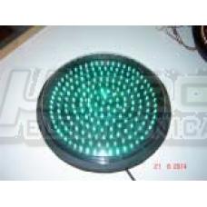 Optica de Led 300mm Verde